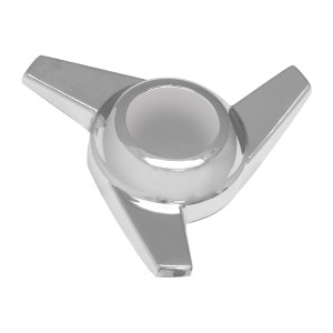 Knock-Off Spinners, Chrome Die Cast