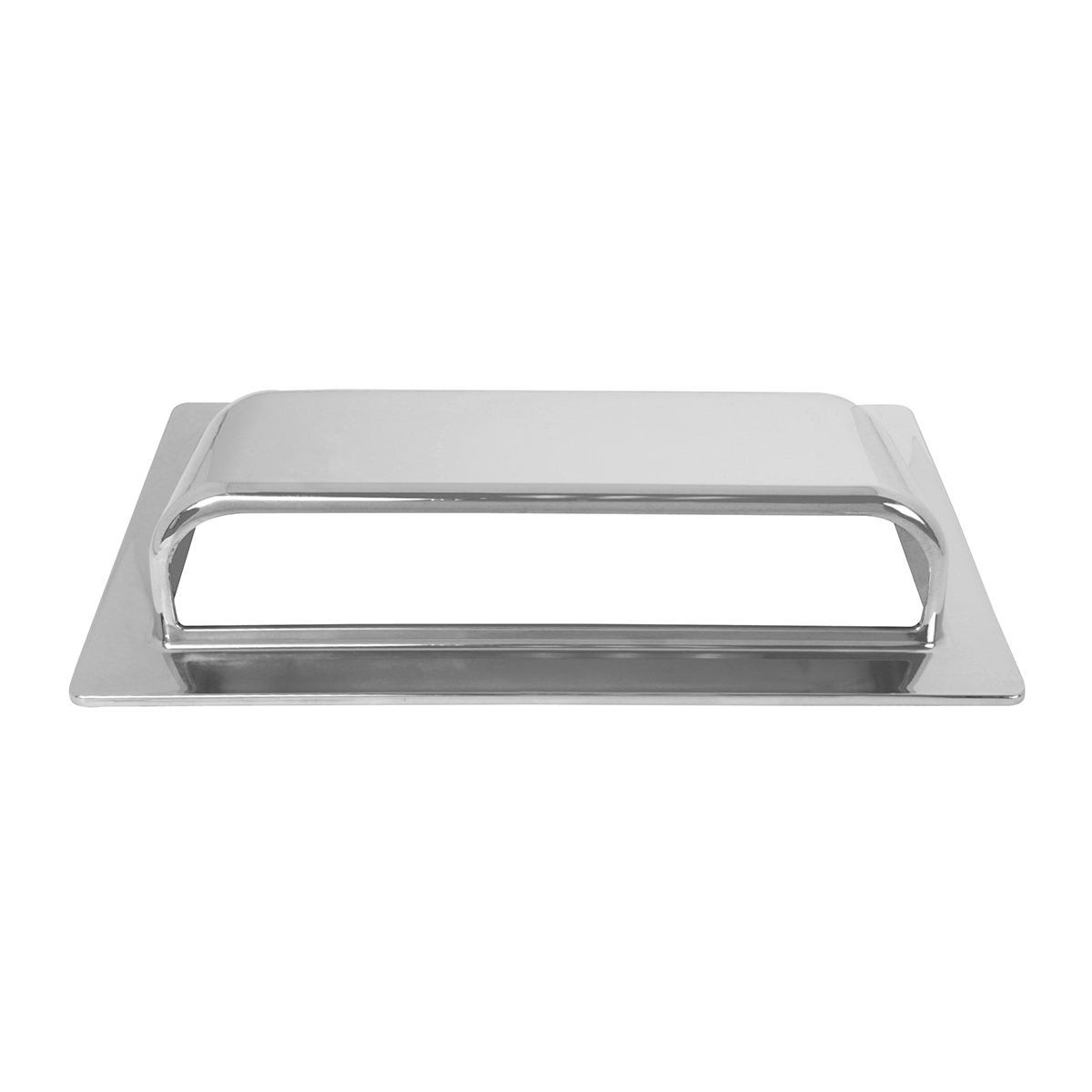 50220 Chrome Plastic Hood Scoop