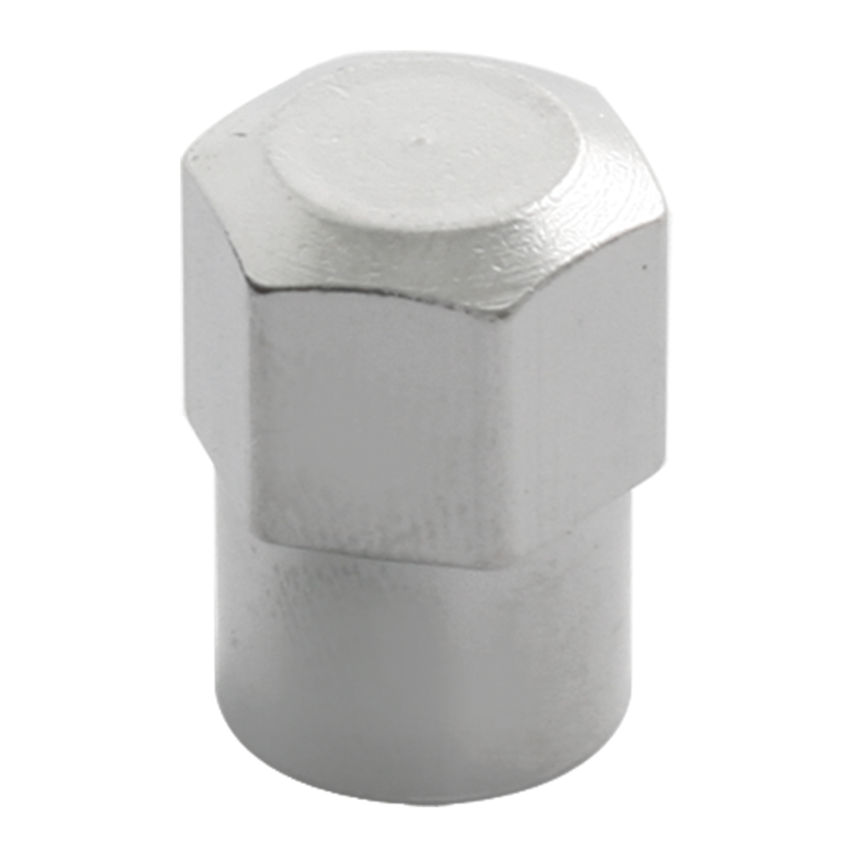 Chrome Plated Steel Valve Cap Set
