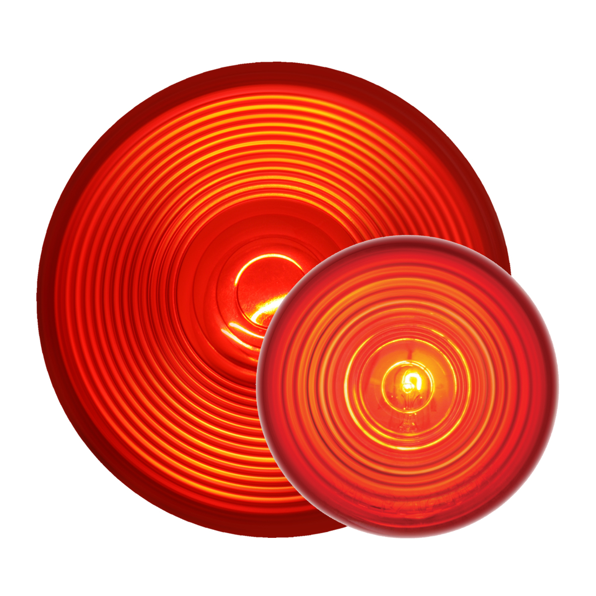 #80471/#78315 Incandescent Flat - Red/Red