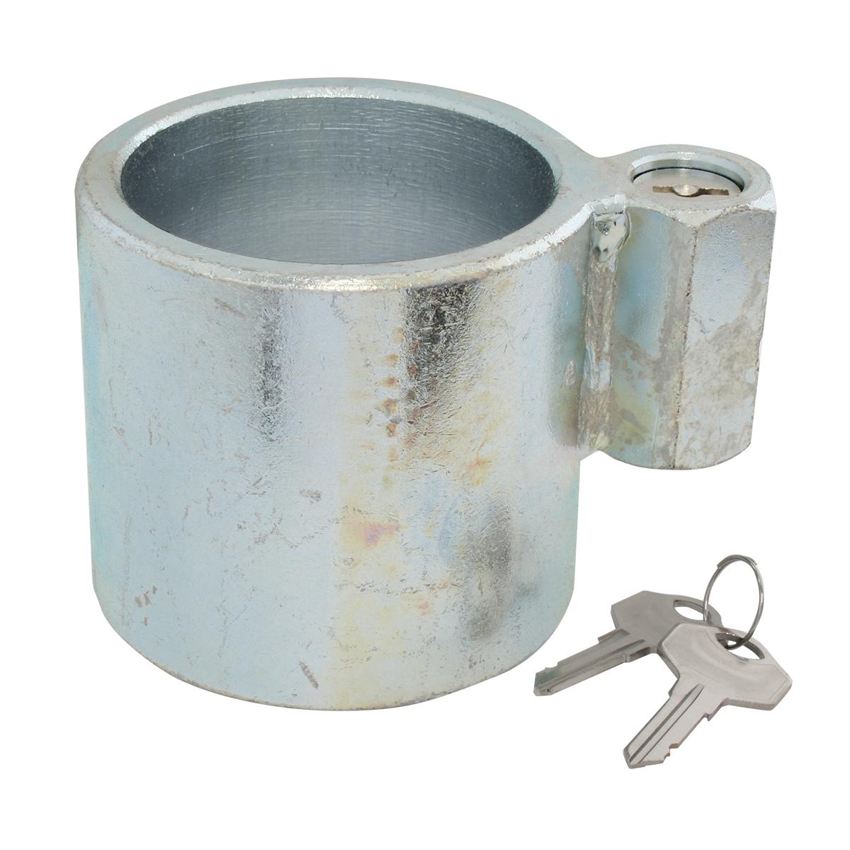 Steel Heavy Duty Trailer King Pin Lock