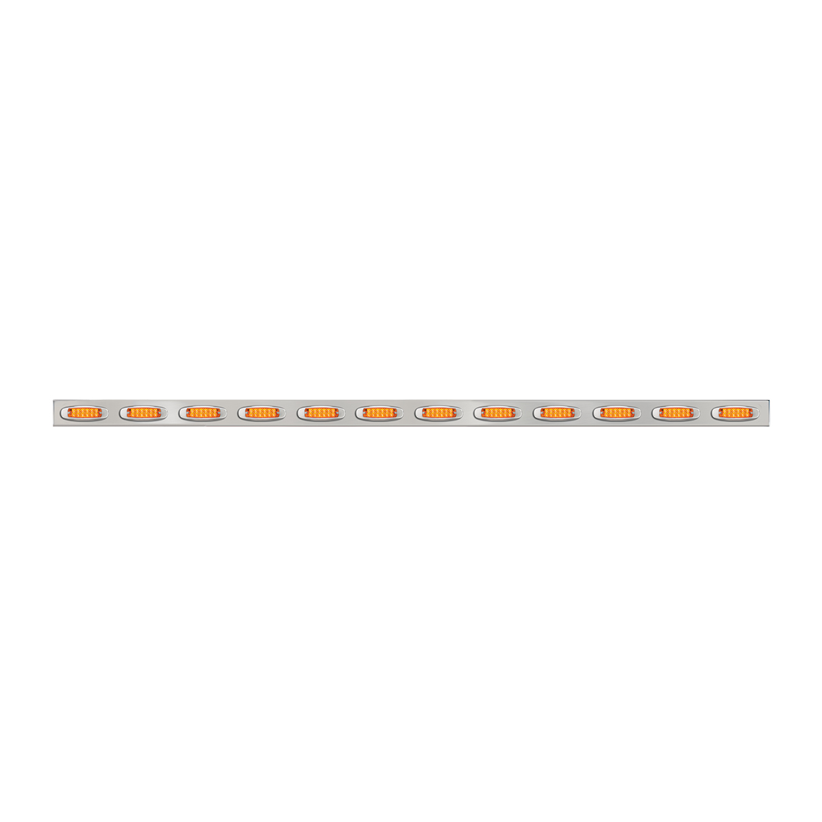 #81726/#81727 Front Bumper Ultra Thin Matrix 12-LED Marker Light Bar