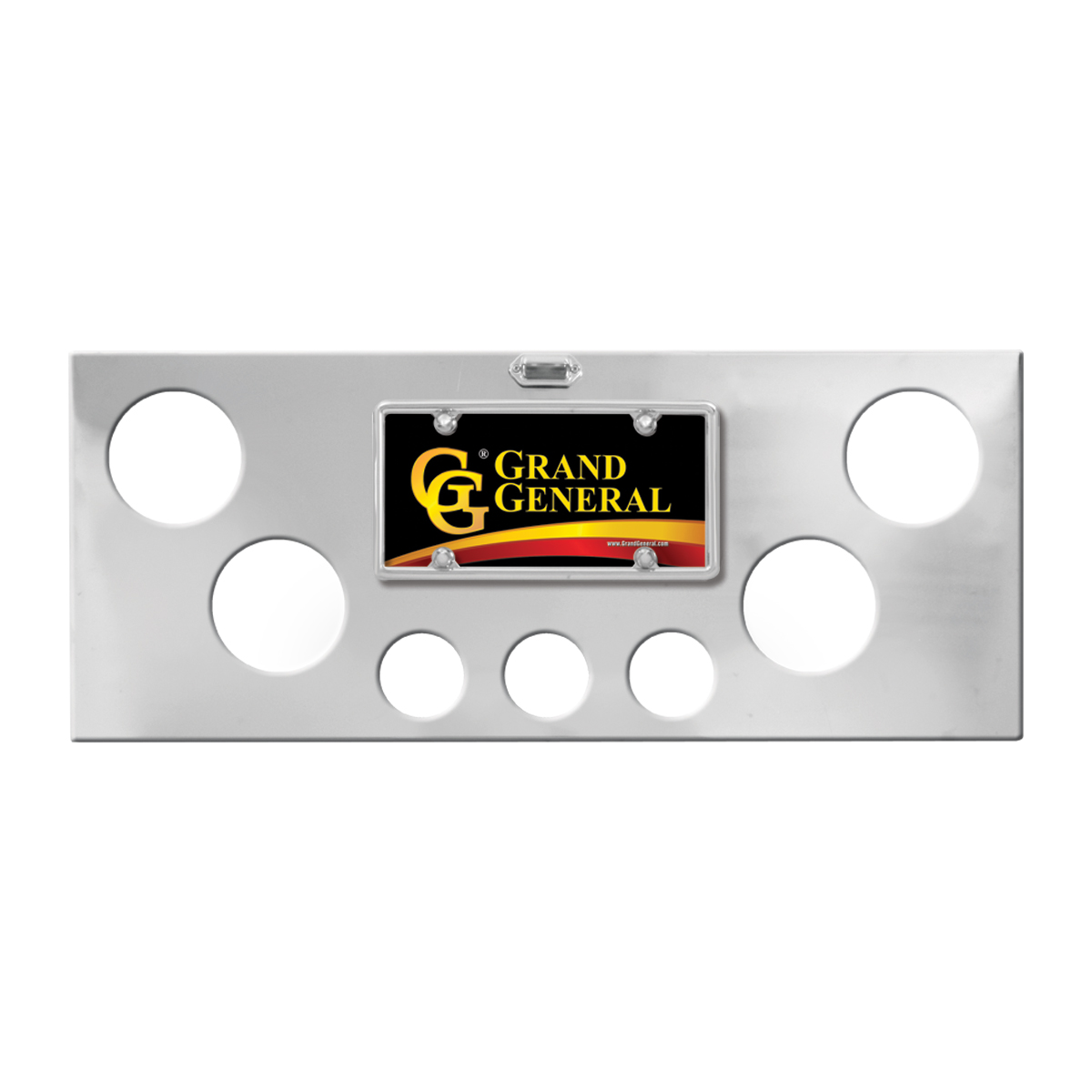 #91639 - Stainless Steel Panel Only