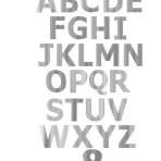 Letter Cut Outs
