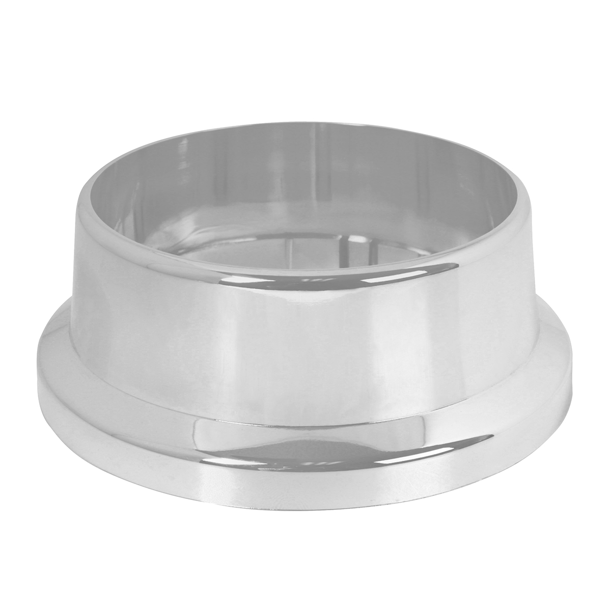 54020 Chrome Plastic Steering Wheel Collar Cover