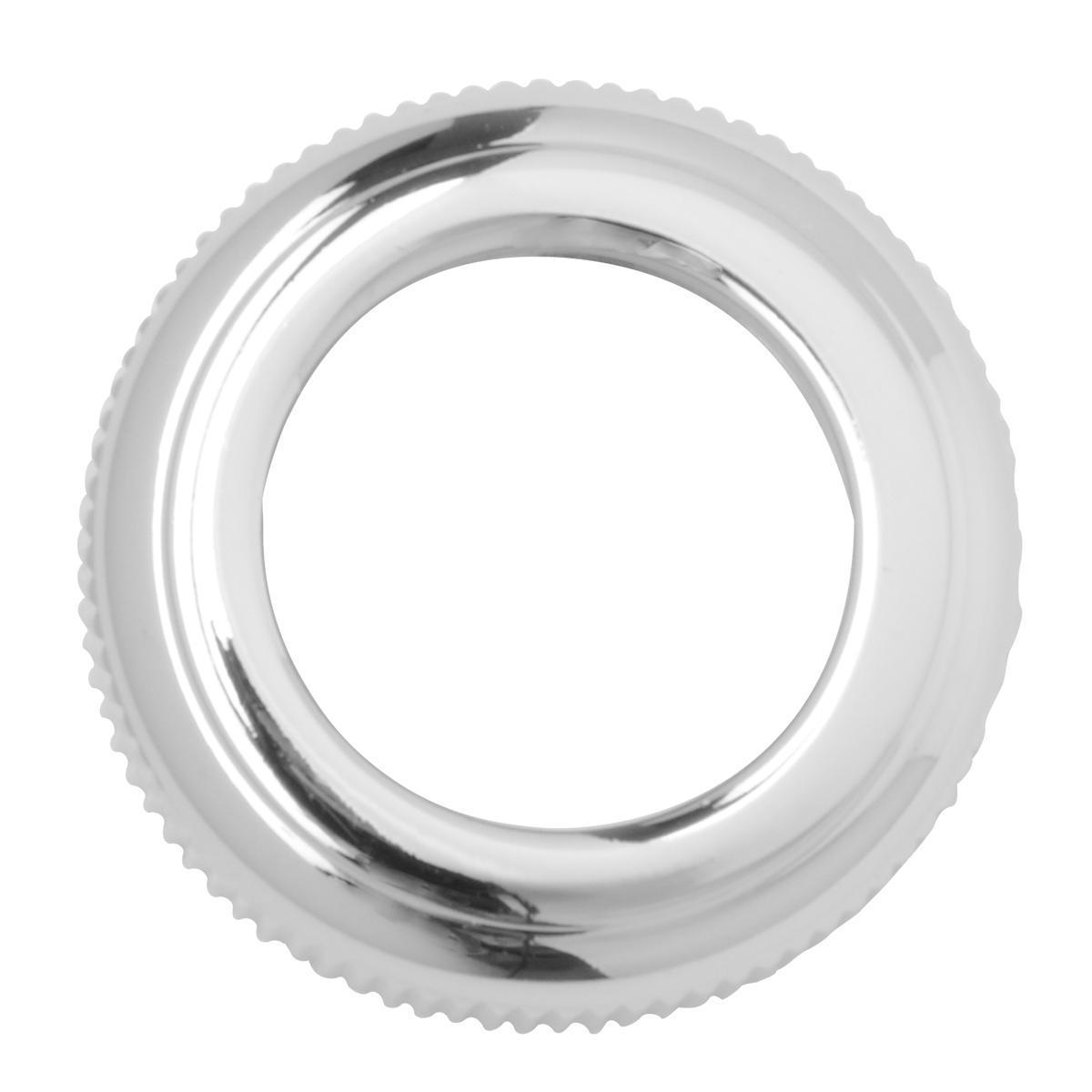 Chrome Steel Key Switch Face Nut for FL