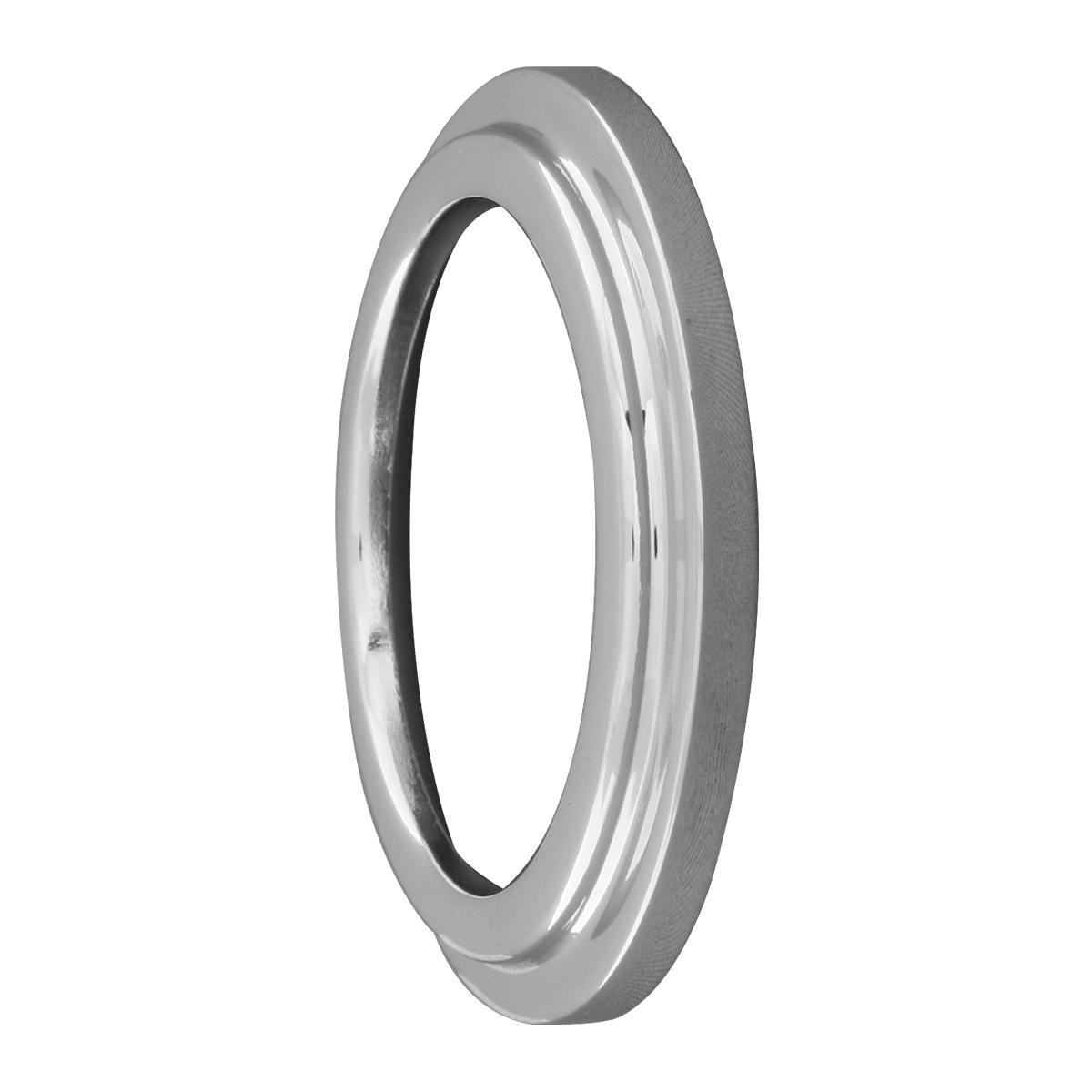 Chrome Steel Gauge Cover for FL