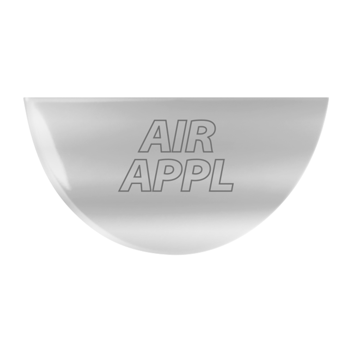 68780 FLT Stainless Steel Gauge Emblem