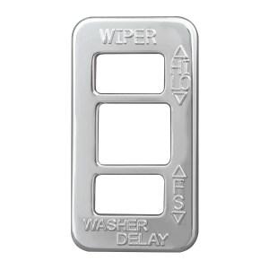 68933 Wiper/Washer Switch Cover for FL Century/Columbia/Coronado