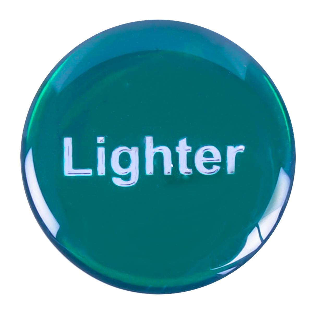 96653 Green Sticker for Cigarette Lighter