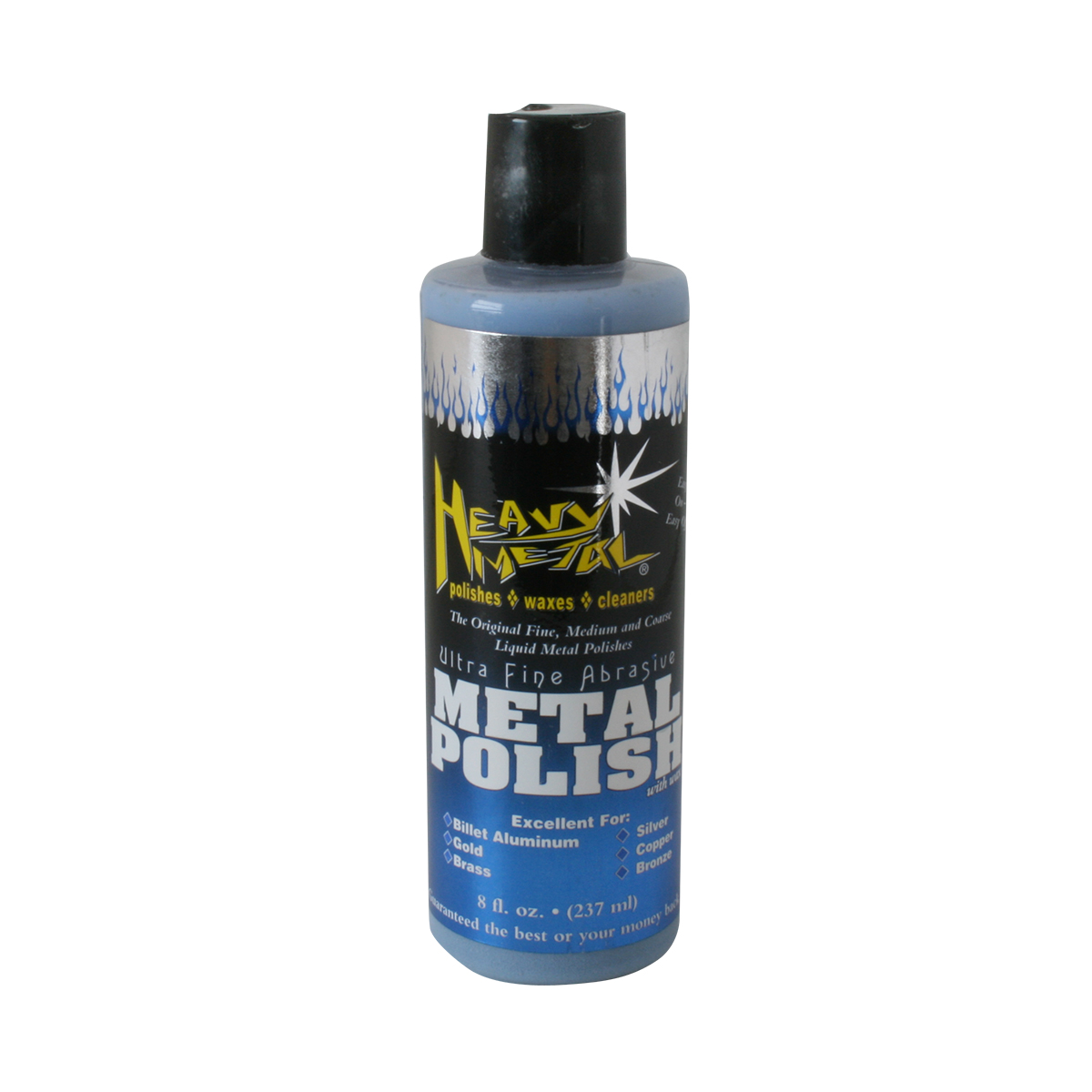 Heavy Metal Polish Blue Formula