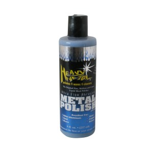 Heavy Metal Polish – Blue Formula