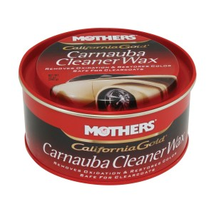 Mothers® California Gold® Pure Carnauba Wax – Phase 3