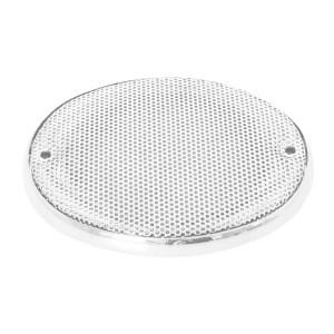 52024 Chrome Plastic Oval External DB Speaker Cover for Pete