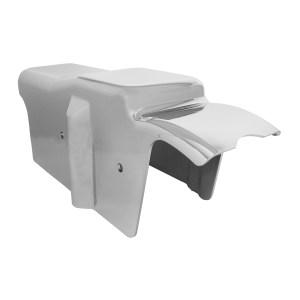 53997 Chrome Plastic Steering Column Cover