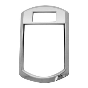 67872 Chrome Plastic Mirror Switch Cover for KW