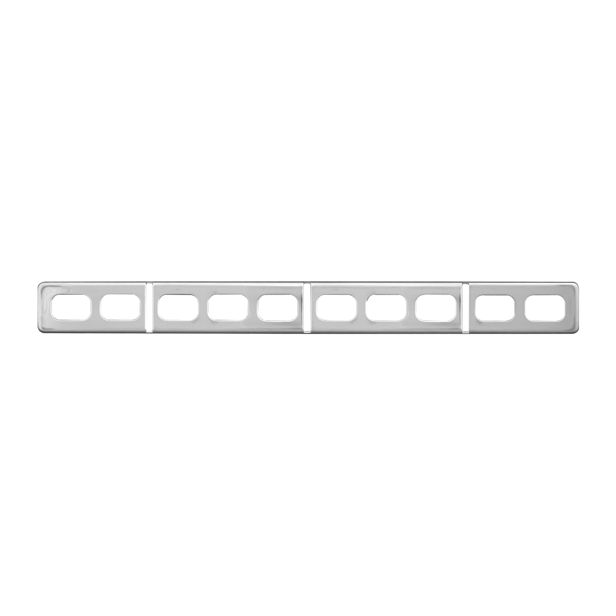 67930 Stainless Steel Push Button Panel Cover for FL Century