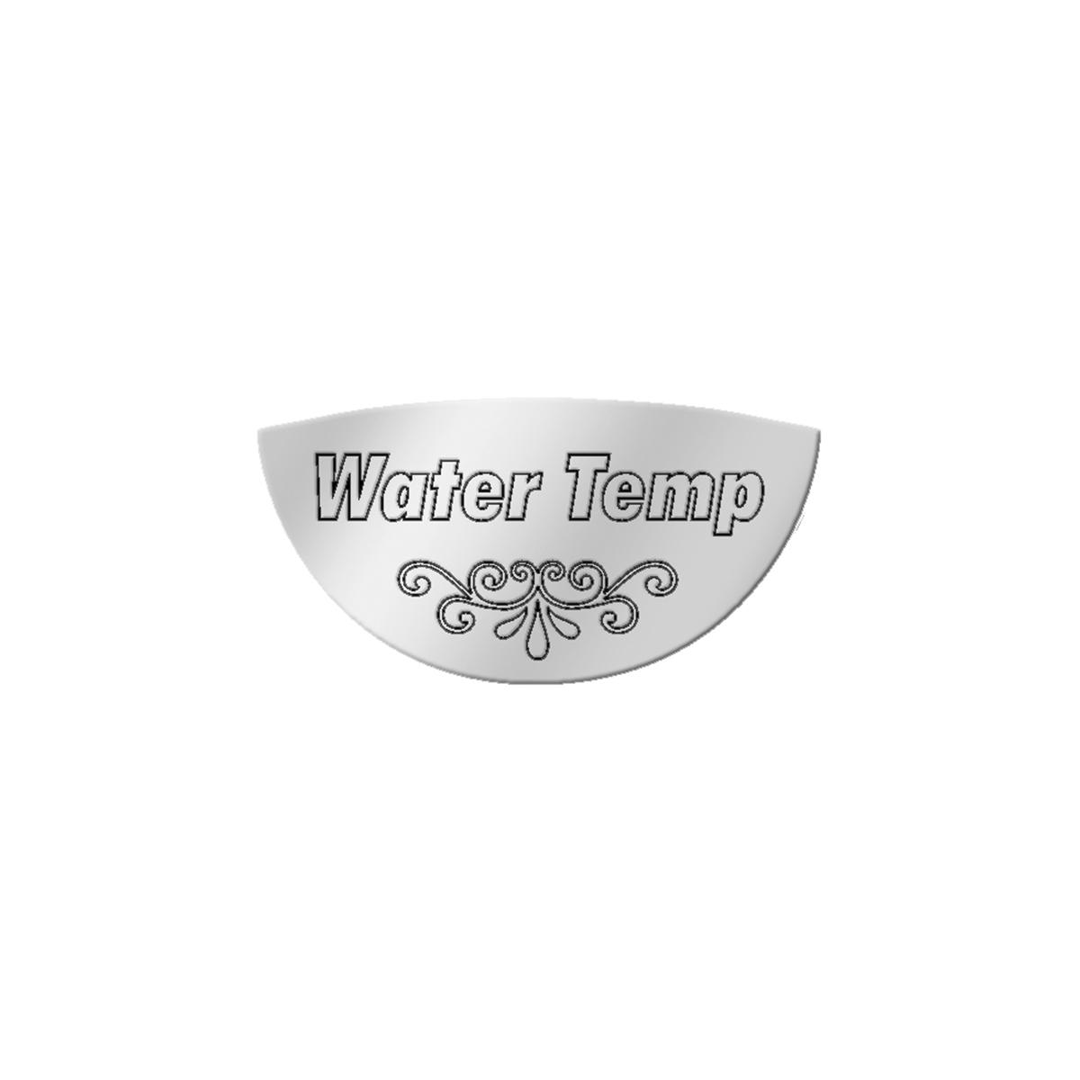 Grand General Stainless Steel Elliptical Emblem Accent for Peterbilt