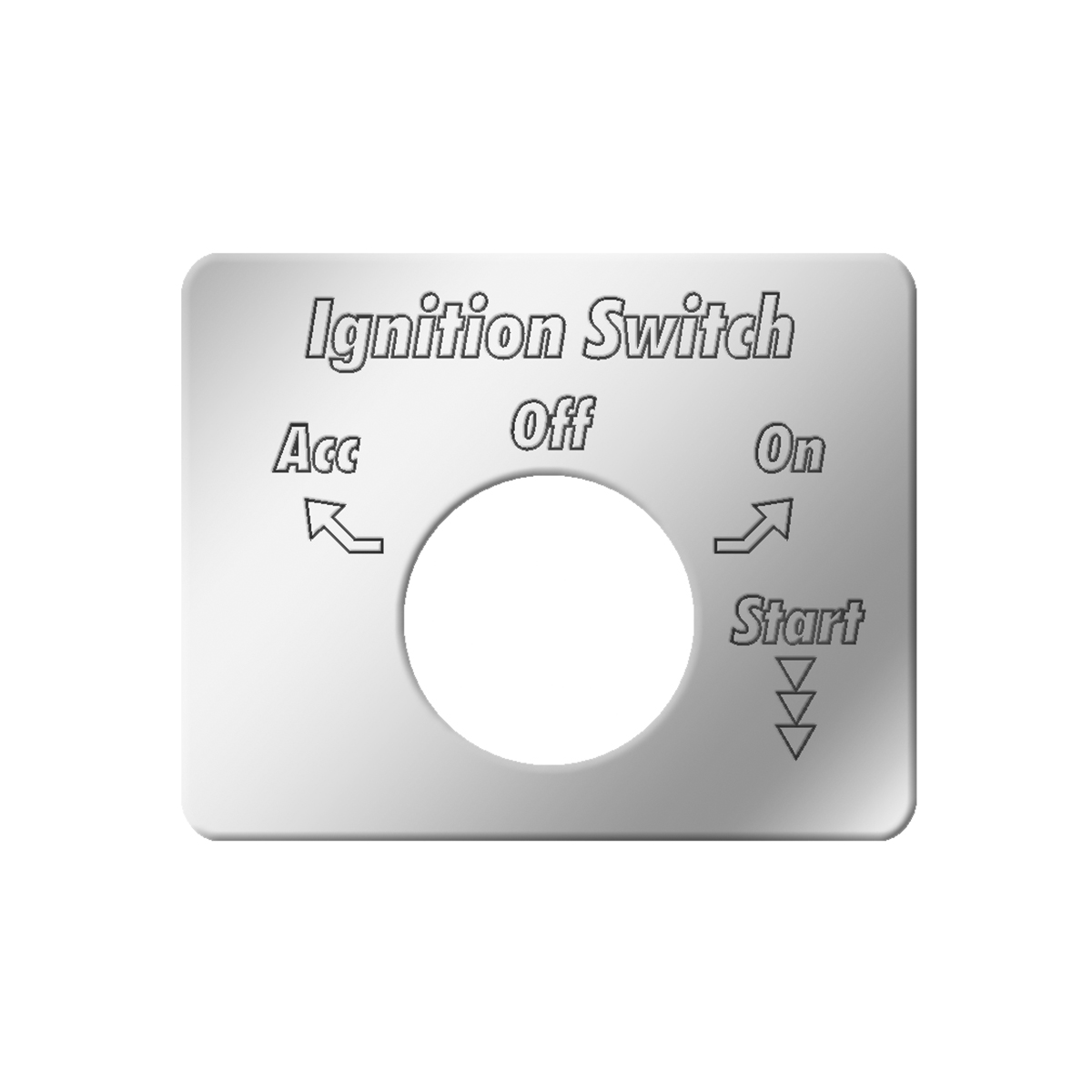 #68624 - Ignition Key
