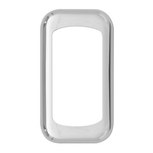 68662 Chrome Plastic Rocker Switch Cover for KW