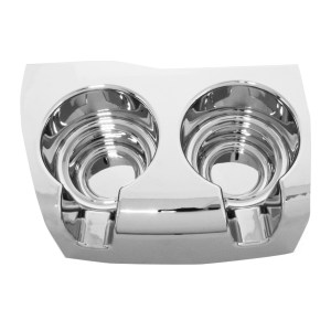 67840 Chrome Plastic Cup Holder for KW W&T