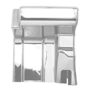 67842 Chrome Plastic Under Dash Cover w/ Log Book Holder for KW W&T