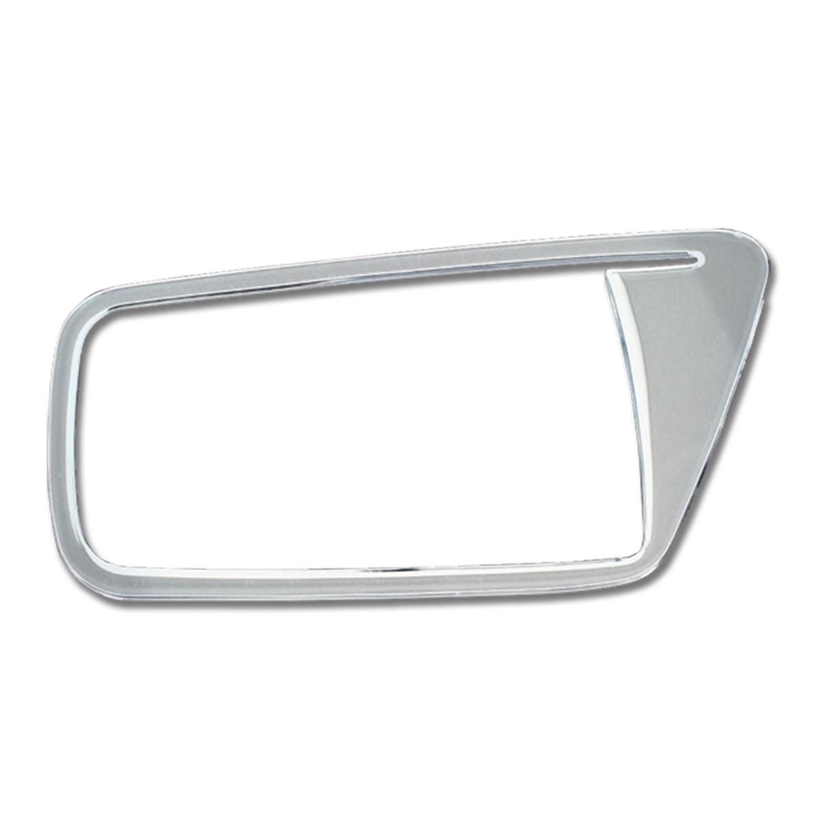 Grand General 68929 Plastic Chrome Driver Side Interior Door Ring for Kenworth