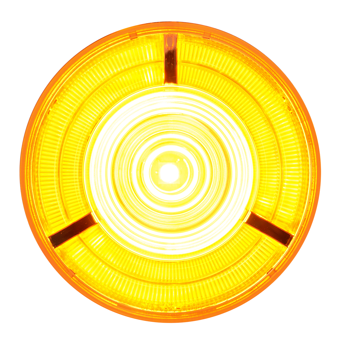 "74882 4"" Prime LED Light in Amber/Amber"