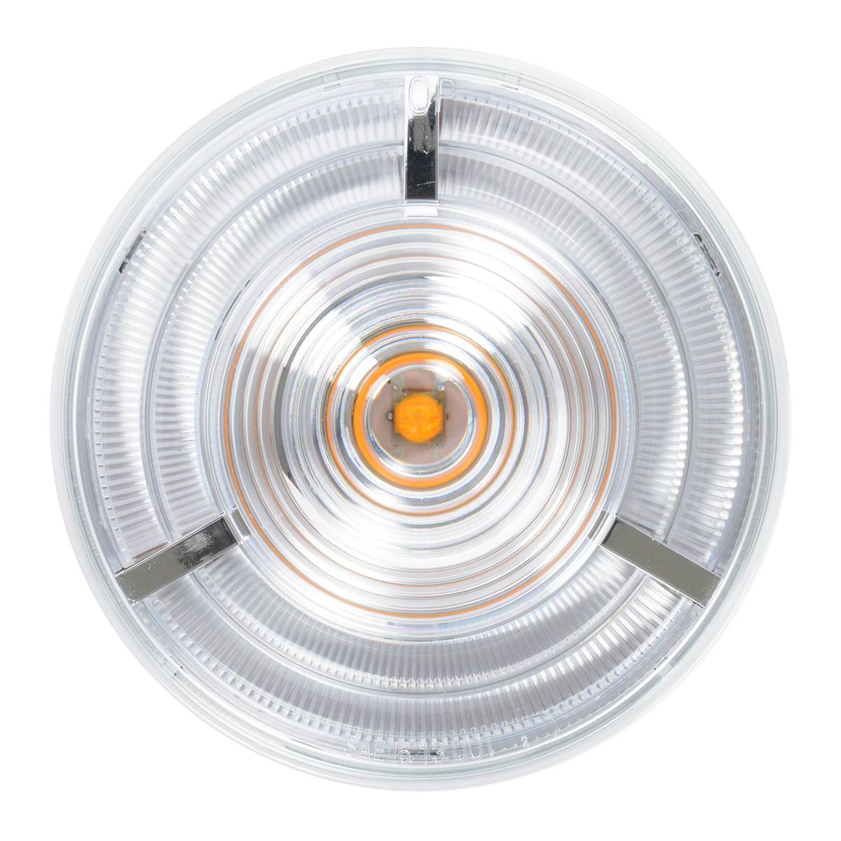 "4"" Prime LED Light in Clear Lens"