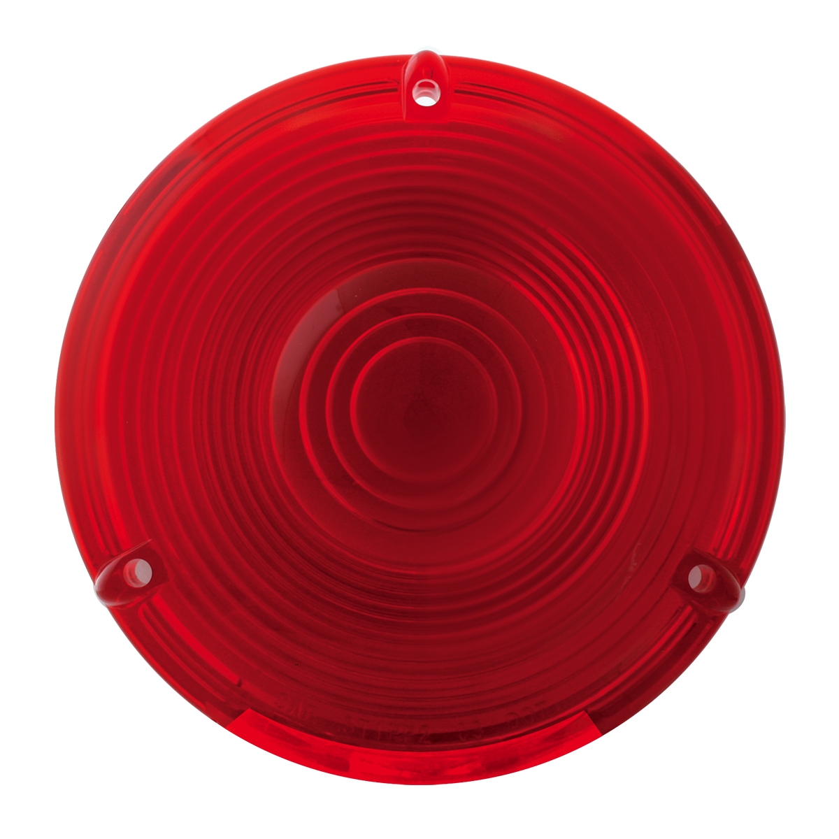 """#80304 4"""" Flange Mount Light - Red Lens Only"""