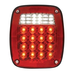 Multi-Function Three Stud Combination LED Light