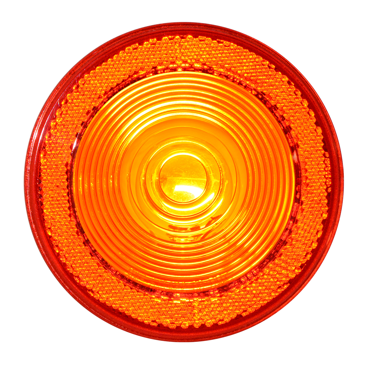 "#82761 4"" Light with Reflector Lens - Light Only"
