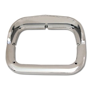 Single Headlight Bezel for Peterbilt & International