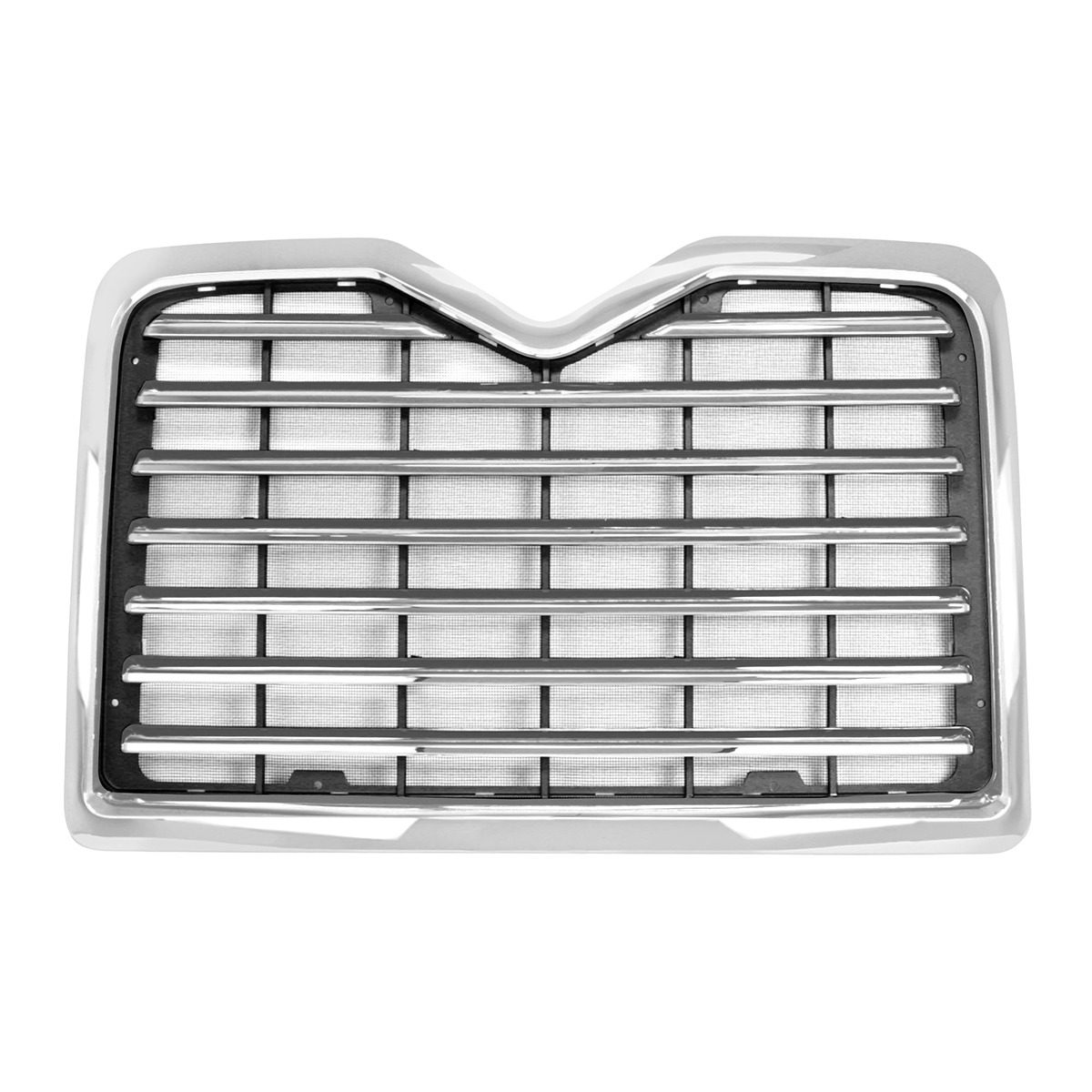 89335 Chrome Plastic Grille with Bug Screen for Mack