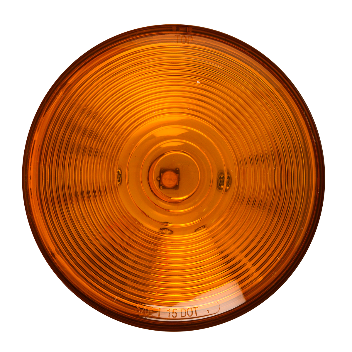"75920 Amber/Amber 4"" Single LED Light"