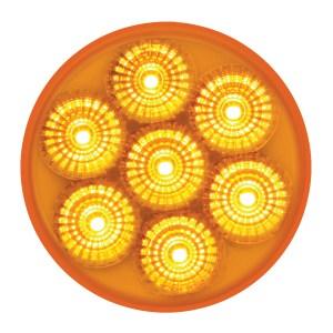 Spyder LED Marker Light in Amber/Clear