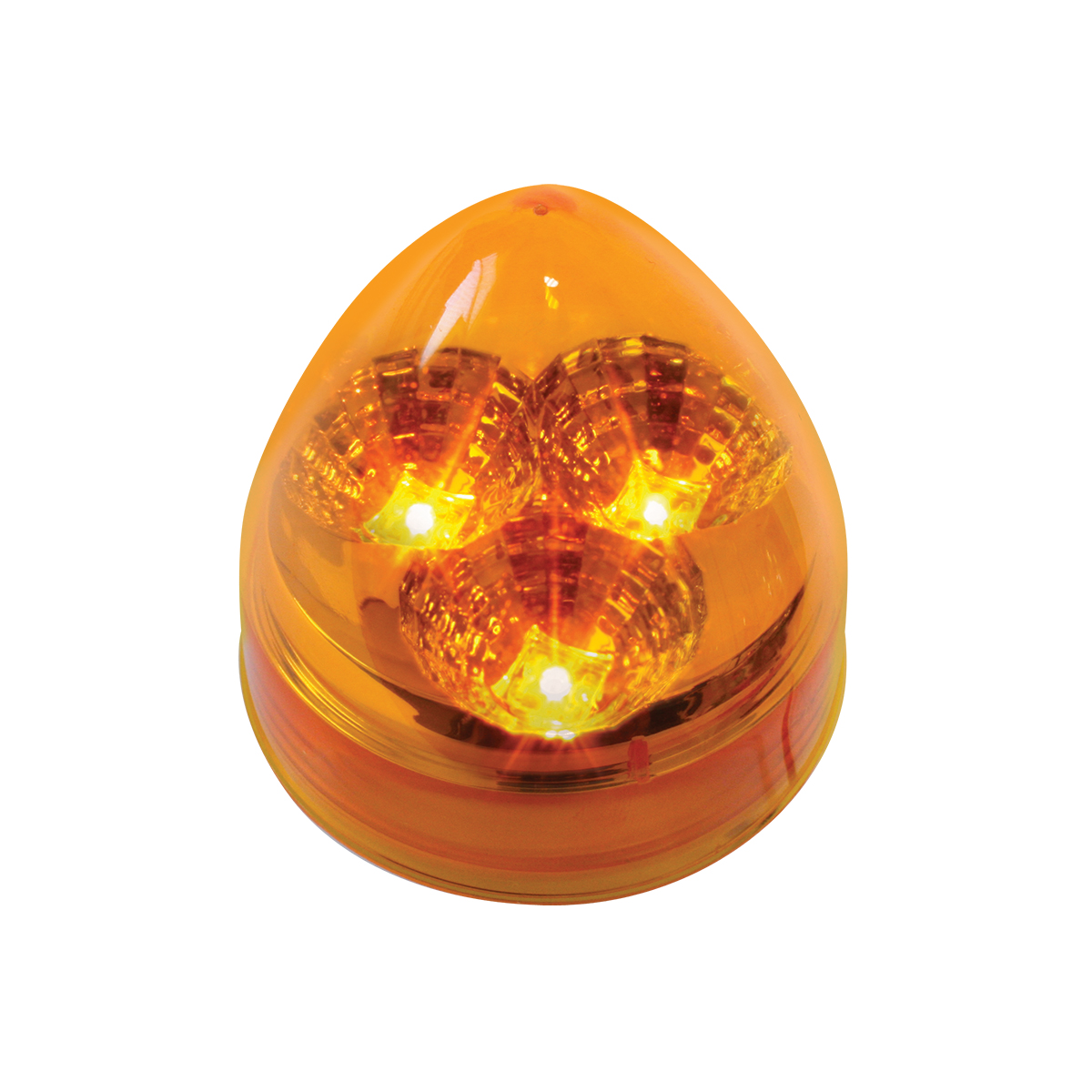 Beehive Spyder LED in Amber/Amber