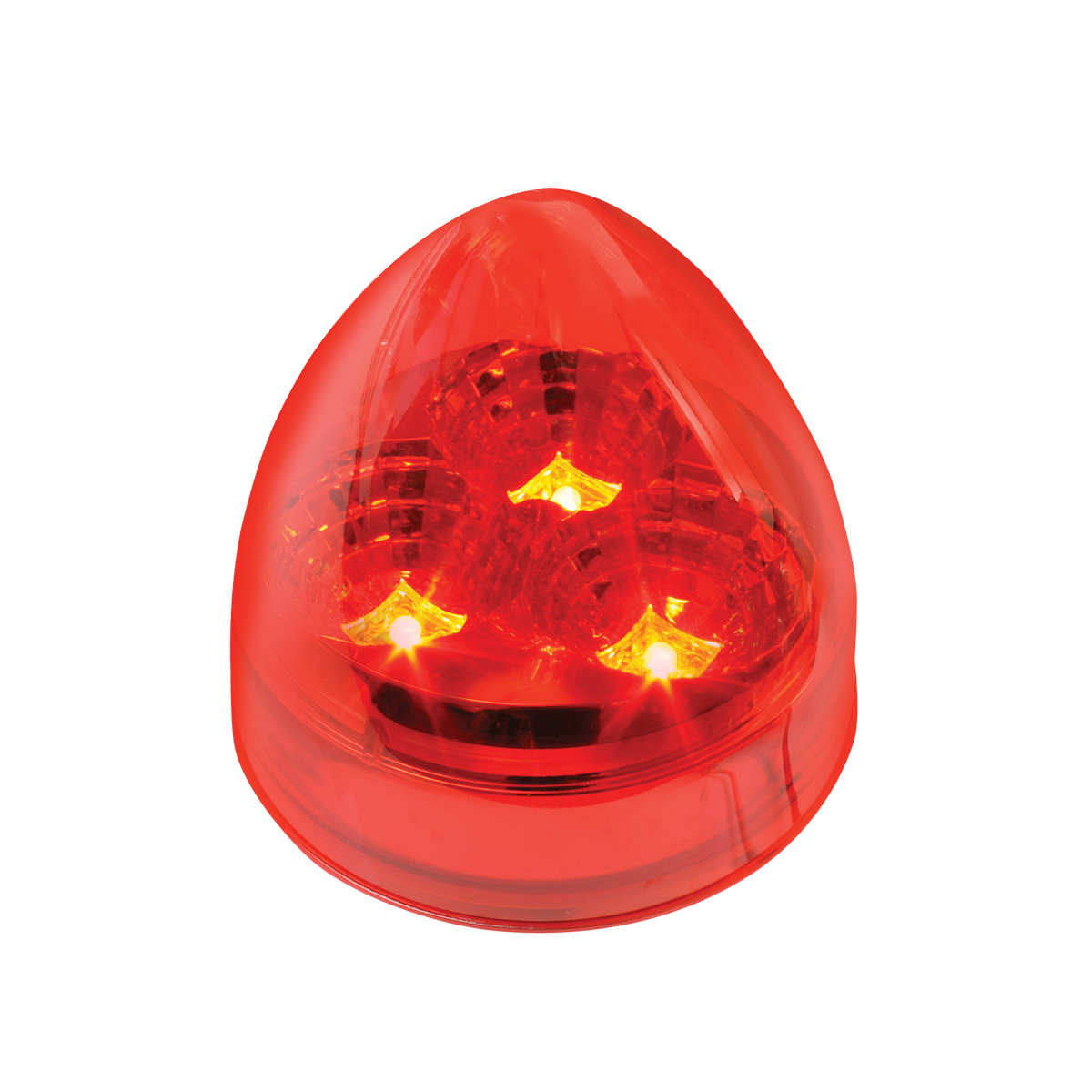 Beehive Spyder LED in Red/Red