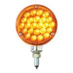 4″ Single Face Pearl LED Pedestal Light
