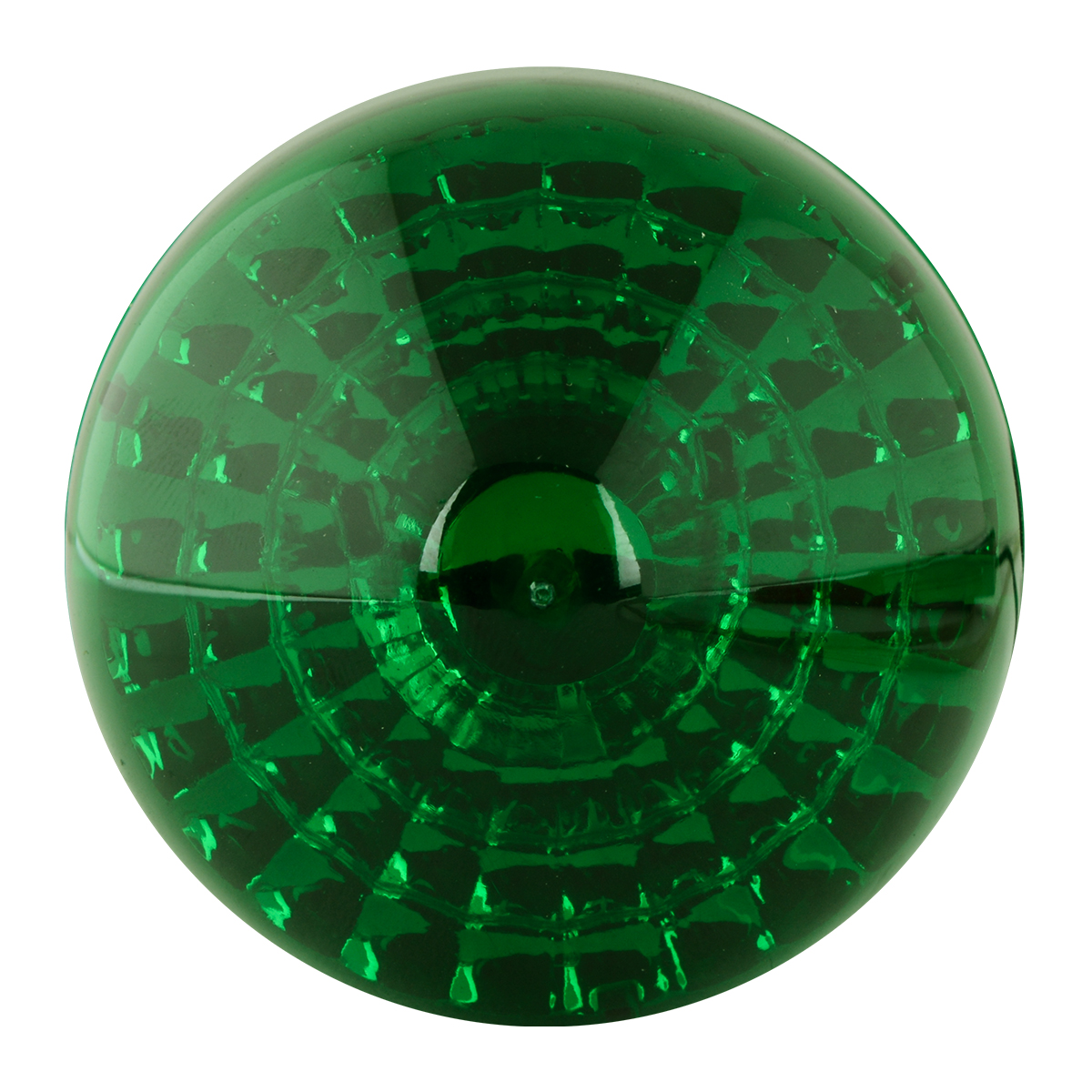 "78492 2"" Beehive Spyder LED Marker Light in Green/Green"