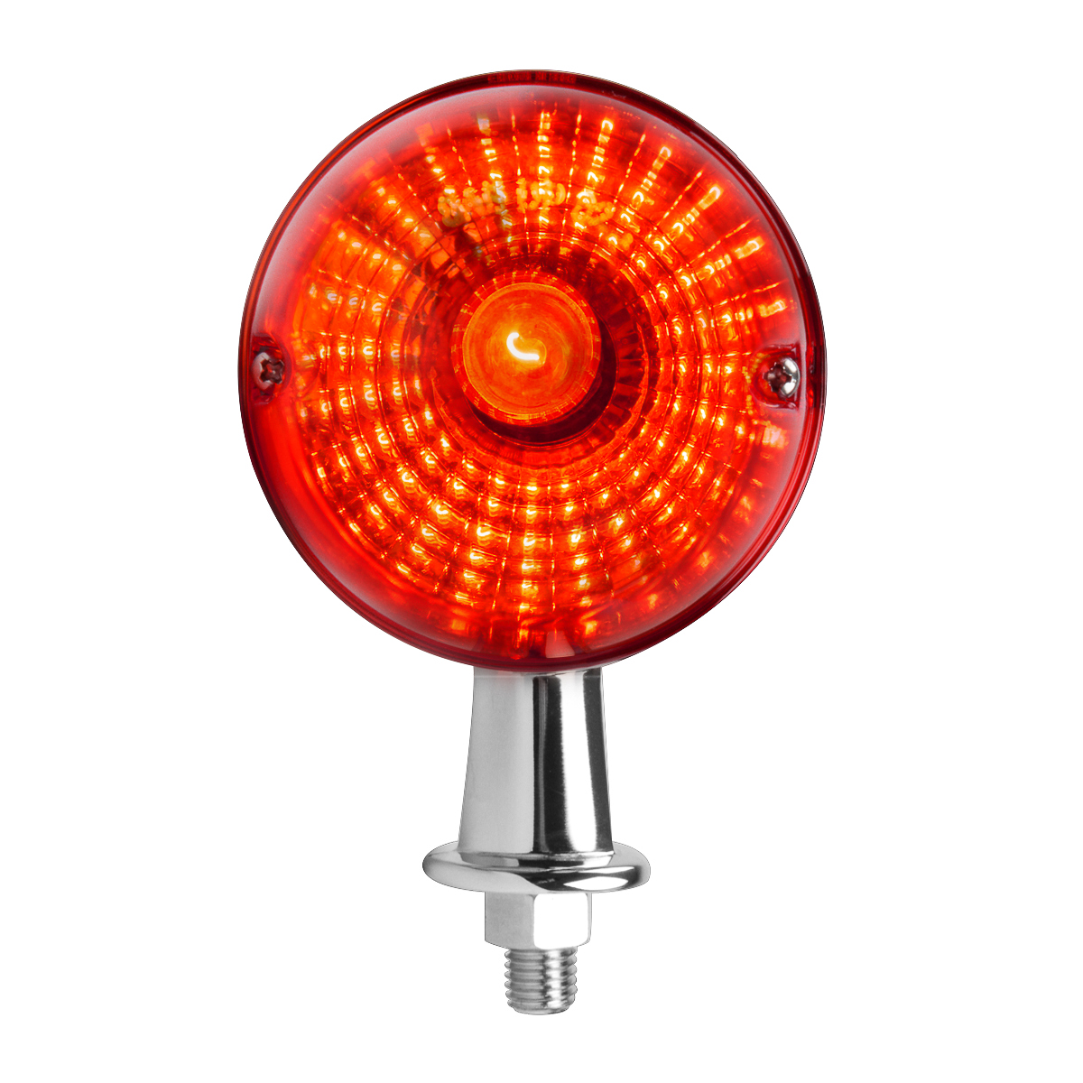 "#78755 2 ⅛"" Honda Marker Red Light"