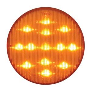 """79310 2.5"""" Fleet LED Marker Light in Amber/Amber"""
