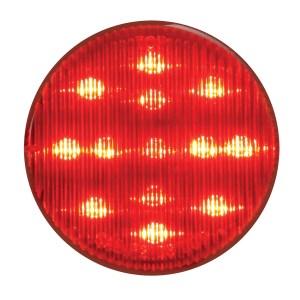 """79311 2.5"""" Fleet LED Marker Light in Red/Red"""