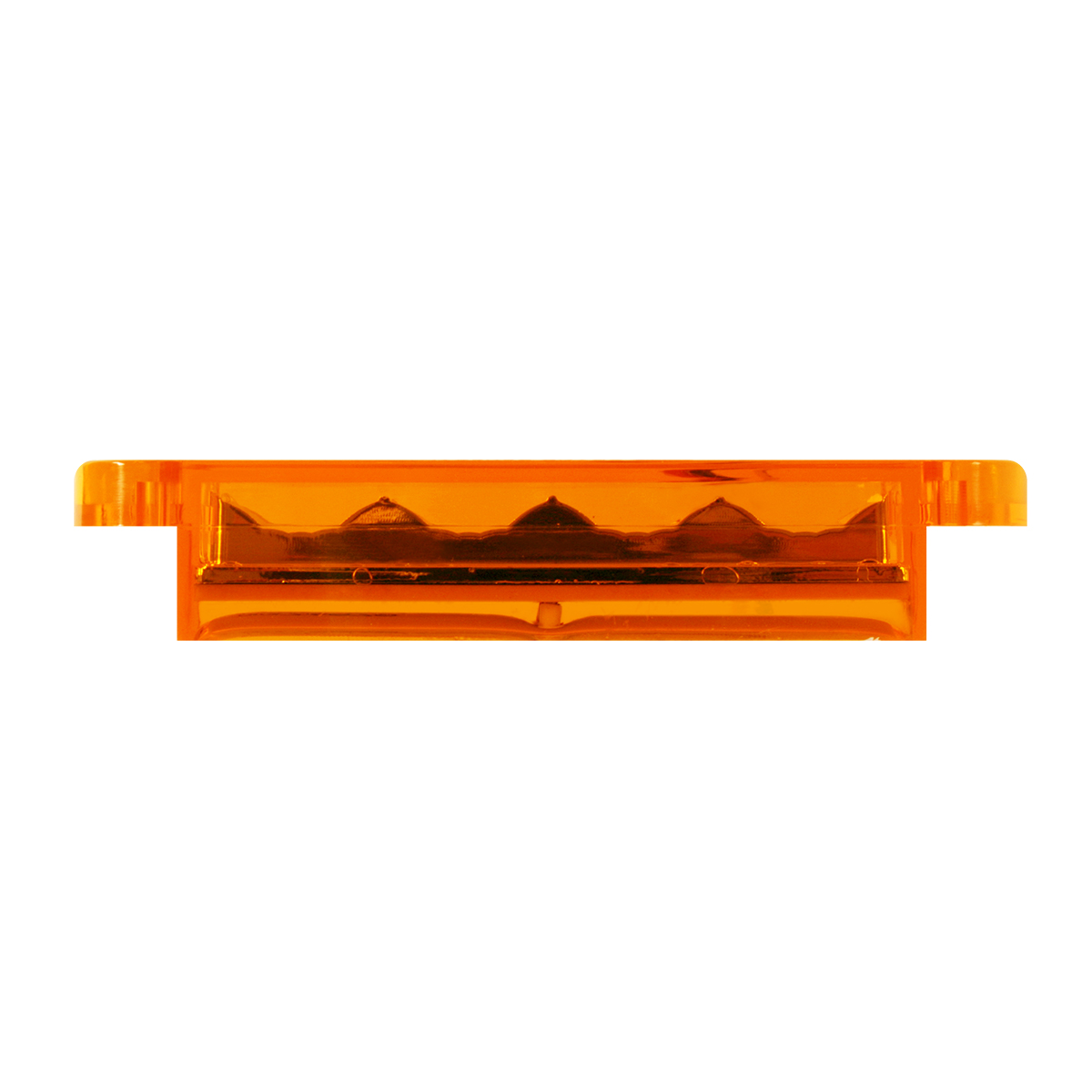 "76070 3.5"" Dual Function LED Light in Amber/Amber"