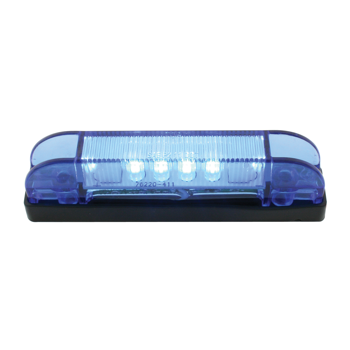 76224 Thin Line Wide Angle LED Marker Light in Blue/Blue. 76224 Thin Line Wide Angle LED Marker Light in Blue/Blue  sc 1 st  Grand General & Thin Line Wide Angle Surface Mount LED Marker Light - Grand ... azcodes.com