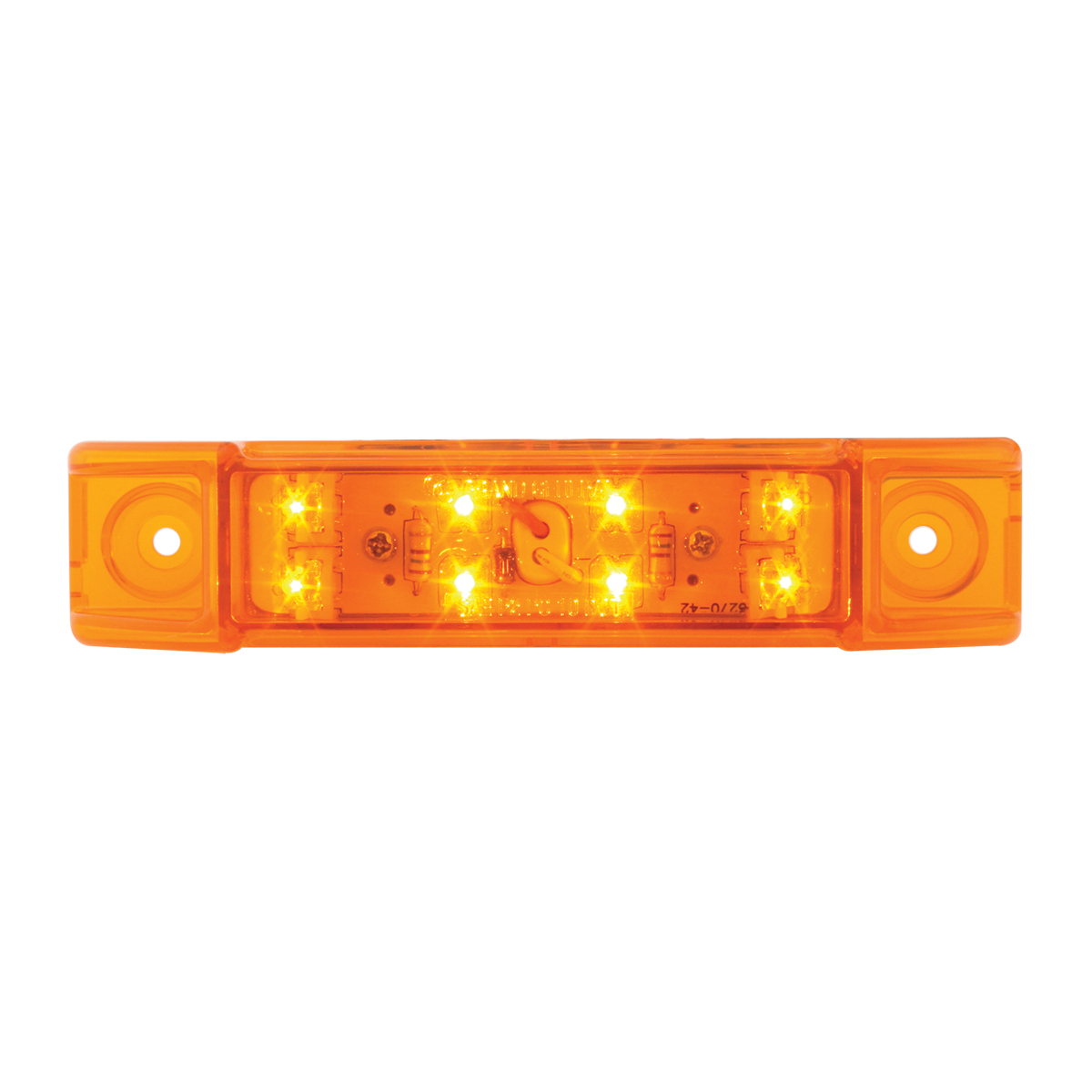 Rectangular Wide Angle Led Marker Light Grand General