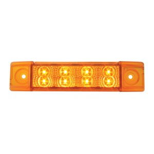 Slim Rectangular Spyder LED Marker Light