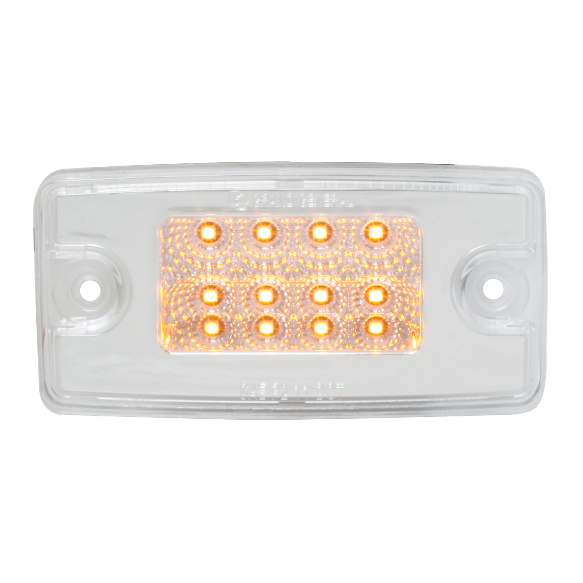 76321 Freightliner Rectangular Spyder LED Cab Marker Light