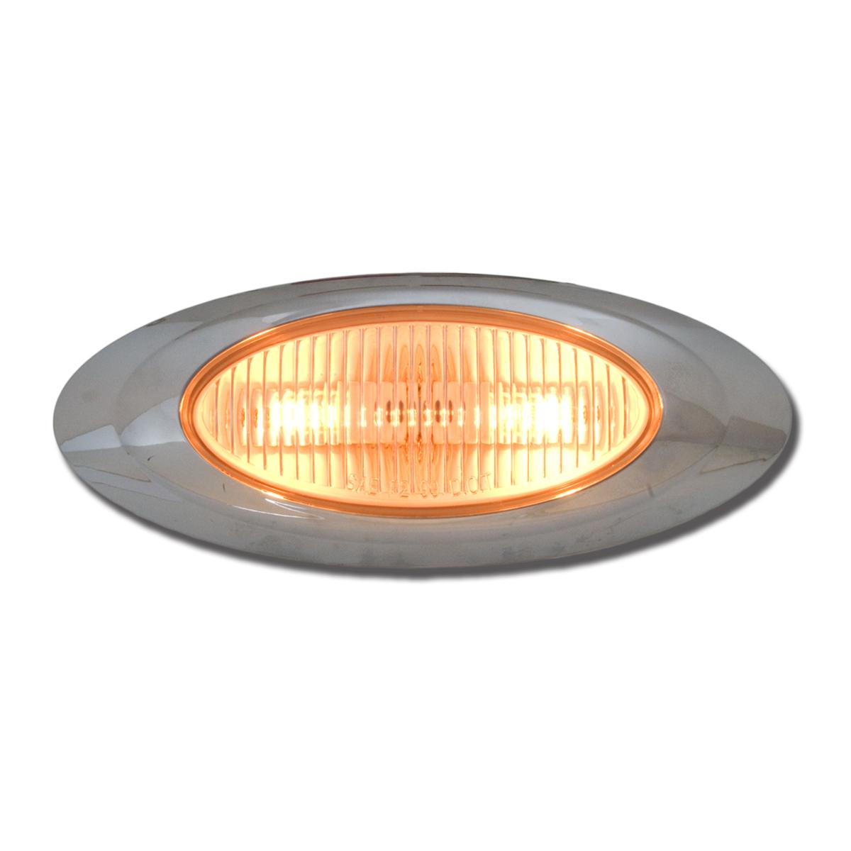 #77642 Plug In Y2K Marker Clear Light - 2 Bulbs