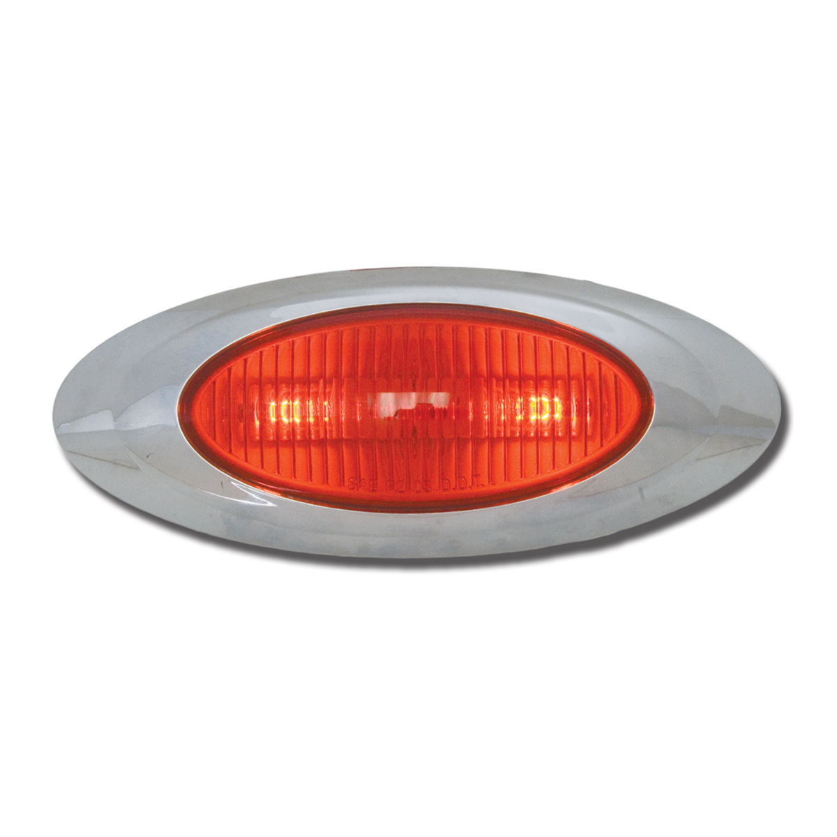 #77645 Plug In Y2K Marker Red Light - 2 Bulbs